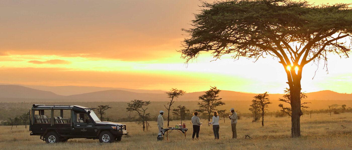 op Laikipia County Safaris